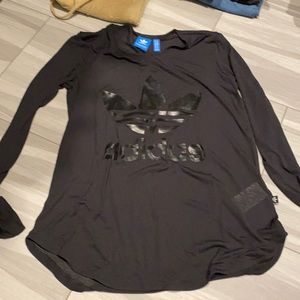 Brand new Sheer Adidas top